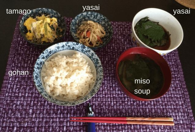 Miso paste health benefits Japanese meal