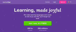 what is memrise
