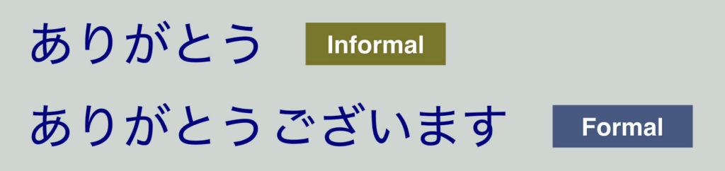 arigato gozaimasu meaning